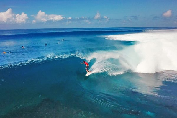 People Surfing Dylans - Simeulue Island