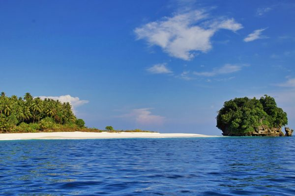 Beach Simeulue Island