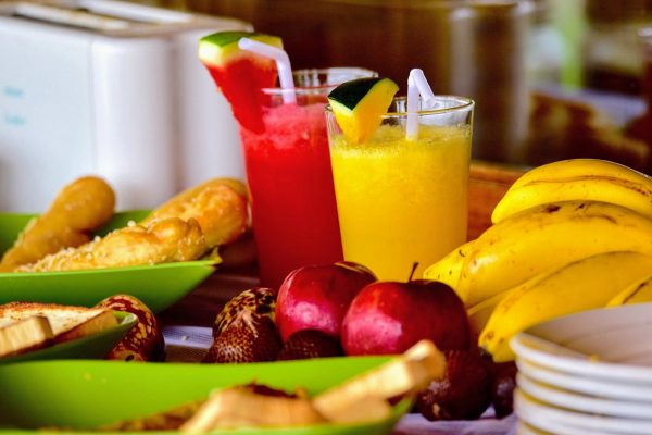 Fresh Juices Simeulue Surflodge