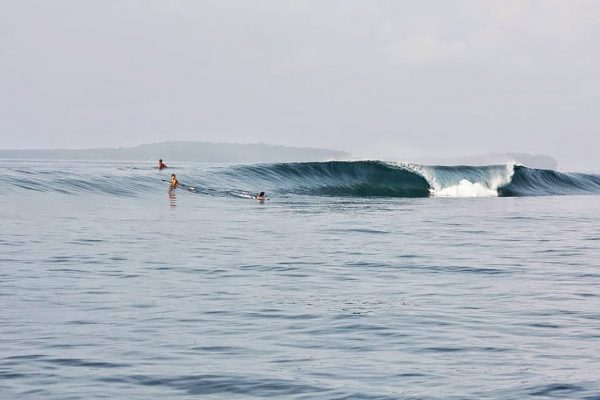 Surf in Simeulue Island - Best place to surf in Indonesia