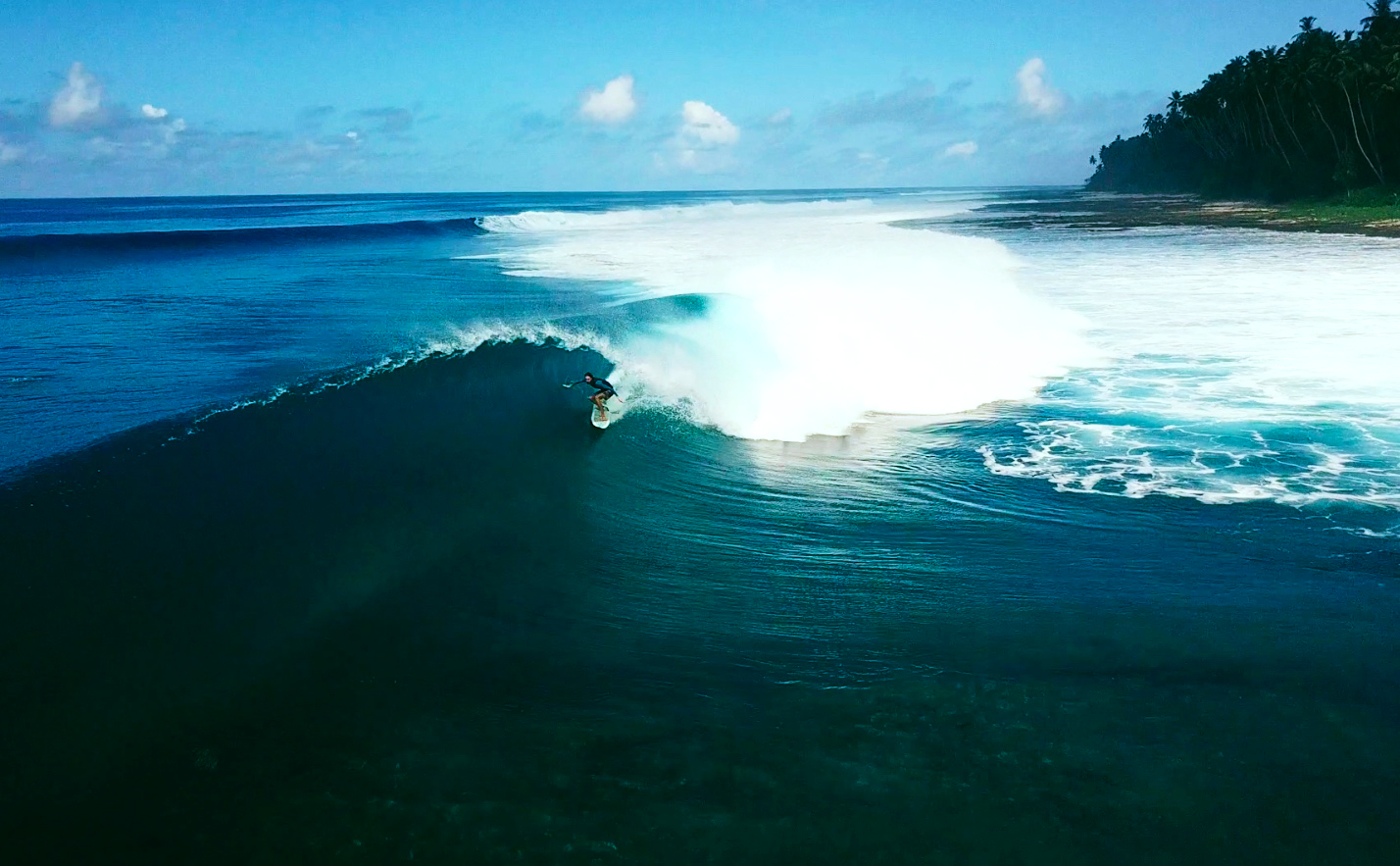 Surf Vacation - Simeulue Island, North Sumatra