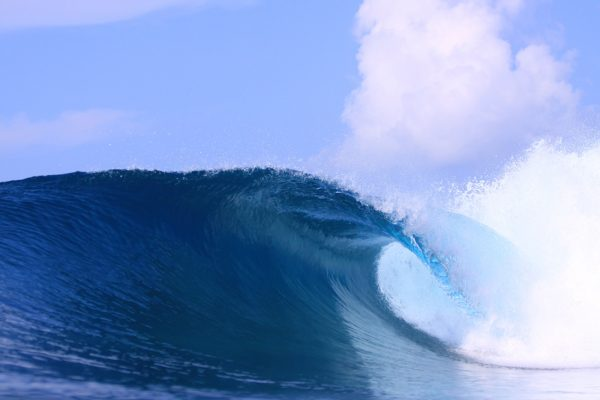 Waves Simeulue Island - Best Surfspot North Sumatra