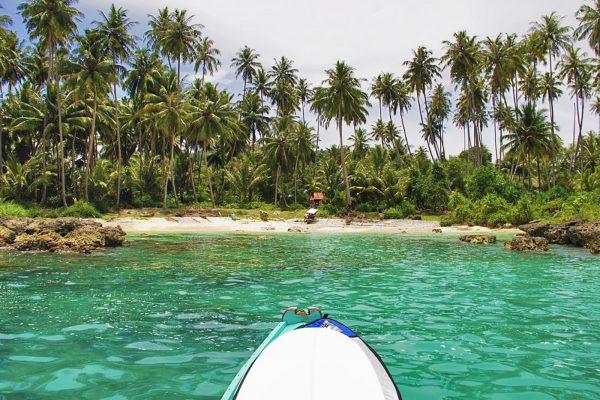 Paradise Simeulue Island