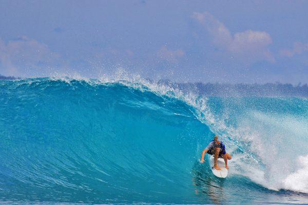 Dylans beach - Best Surfspot SImeulue Island